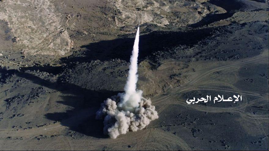 یمن: ائتلاف به رهبری عربستان سعودی پایگاههای موشکی حوثیها را نابود کرد