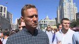 Nawalny: Rentenreform ist Diebstahl