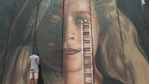Ahed Tamimi als Vorbild für palästinensischen Freiheitskampf
