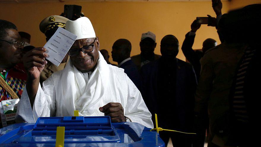 La violencia empaña las presidenciales en Mali