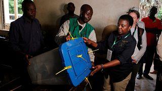 Präsidentenwahl in Mali: Stimmen werden ausgezählt