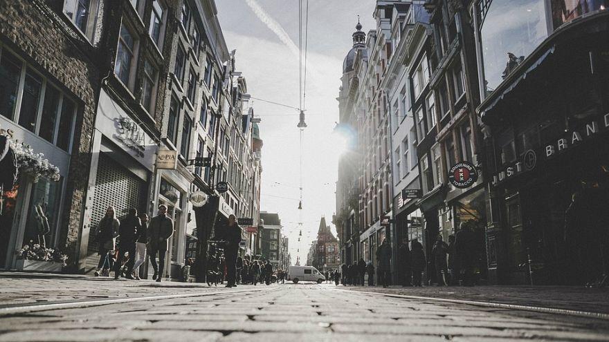 'Amsterdam'da geceleri orman kanunları geçerli'