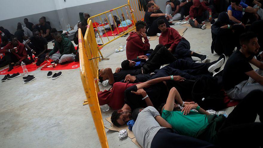 """Spagna: """"Migrazione problema europeo"""", 1200 salvataggi in 48 ore"""
