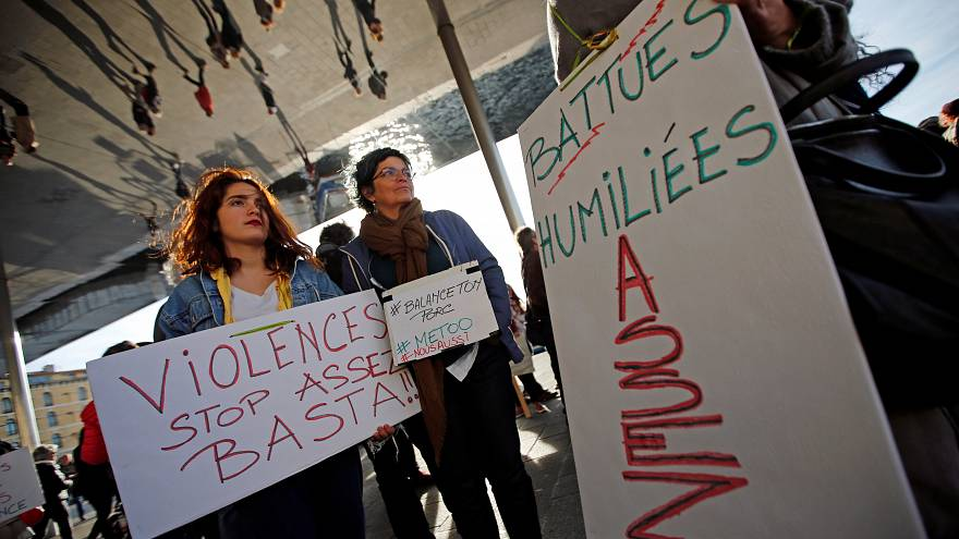 Photo prétexte agression d'une jeune femme filmée à Paris 24/07/2018.
