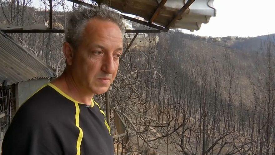 """""""Der Horror"""": Überlebender der Feuerkatastrophe berichtet"""