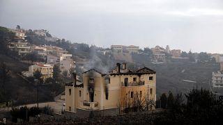 """Incendies en Grèce : """"il ne reste plus rien"""""""