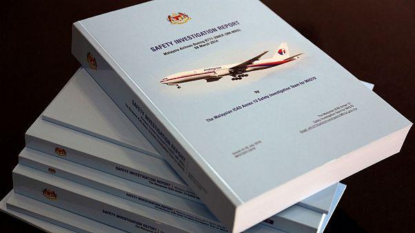 گزارش امنیت پرواز در مورد ناپدید شدن هواپیمای اماچ۳۷۰ مالزی
