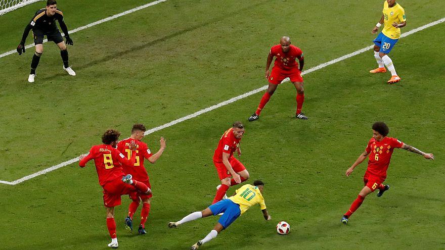 Dünya Kupası'nda uzun süre yerde kalan Neymar: Bazen abartıyorum