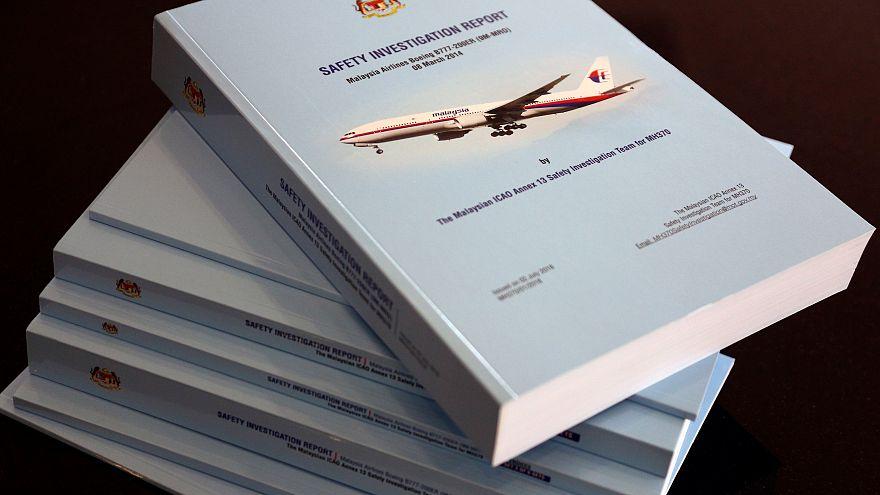 Bin 500 sayfalık kayıp Malezya uçağı raporu: Sırrını çözemedik