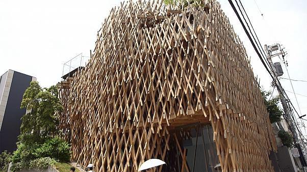 Traditional and avant-garde combine in Japan's architecture and design
