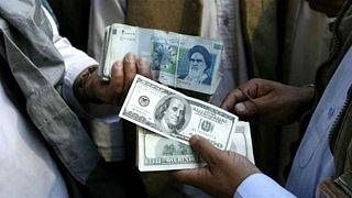 جو امنیتی در بازار ارز همزمان با رکورد زدن قیمت سکه و فراخوان اعتصاب