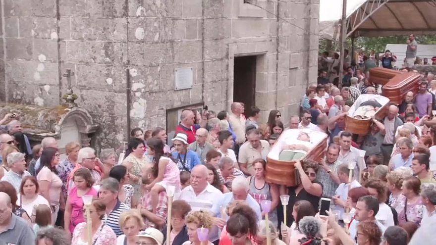 Фестиваль выживших в Галисии