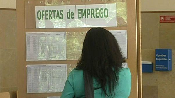 Desemprego em Maio caiu para 7%