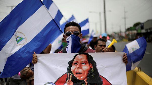 El papel de la Iglesia, la relación de su familia con el poder: Daniel Ortega responde a euronews