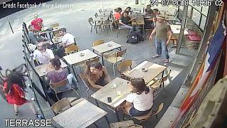 """Belästigt und geschlagen in Paris: """"Ich kann nicht schweigen!"""" (Video)"""