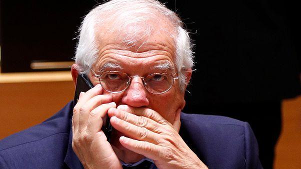 Borrell confirma la detención de dos activistas españoles por Israel