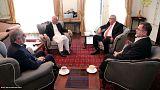 دیدار رئیس جمهوری افغانستان و ژنرال دوستم بعد از ۱۴ ماه