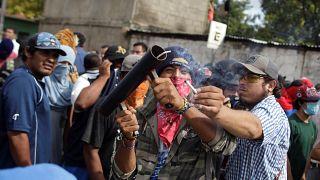Újabb harcok, még több halott Nicaraguában