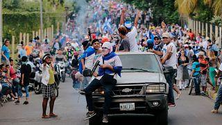 Ορτέγα: «Οι ΗΠΑ χρηματοδοτούν τις διαδηλώσεις στη Νικαράγουα»