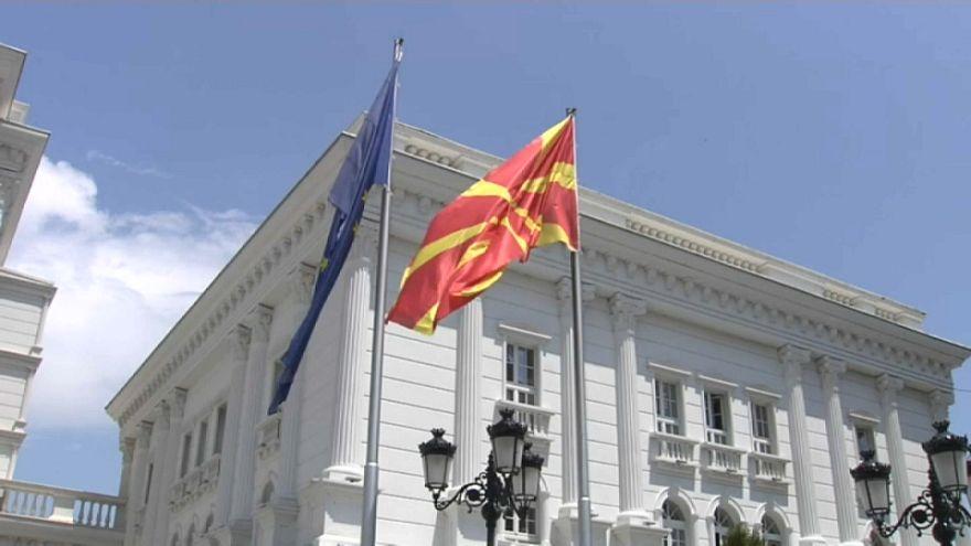 """""""Kuzey Makedonya"""" ismi 30 Eylül'de halk oyuna sunulacak"""