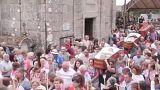 Zarándokok Szent Mártánál Spanyolországban