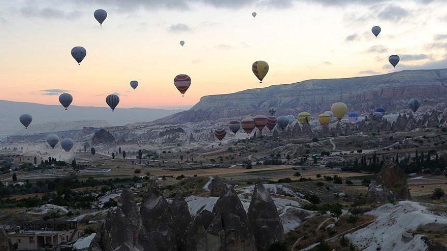 Milenyum gençlerinin en çok tercih ettiği 10 seyahat noktası: Kapadokya da listede