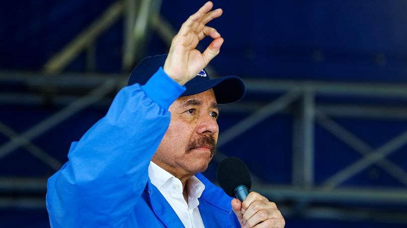 Nicaragua's Ortega rejects early elections, US rebukes crackdown