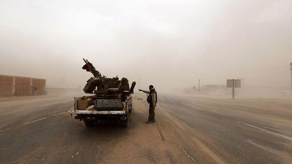 السودان يسهم بتحرير قوة عسكرية مصرية مختطفة في ليبيا