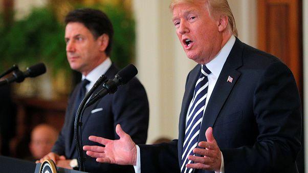 Trump'ın ön koşulsuz görüşme önerisine Tahran'dan nükleer anlaşma şartı