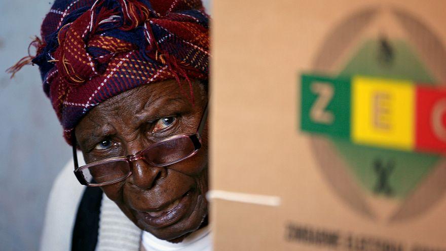 Zimbabwe: feszült várakozás