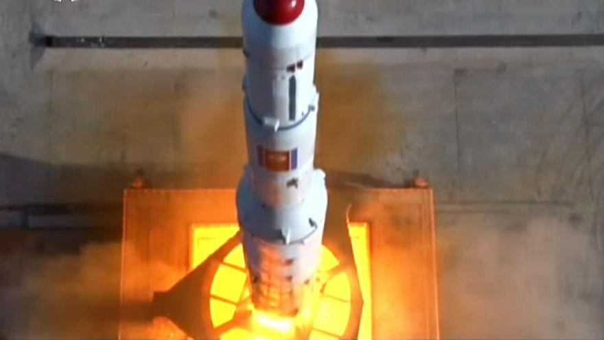 La Corée du Nord n'a pas renoncé à ses missiles