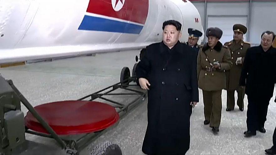 Nordkorea rüstet offenbar weiter auf