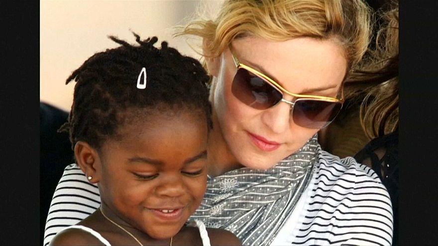 مادونا تبدأ حملة لجمع تبرعات للأطفال في مالاوي بمناسبة عيد ميلادها ال60