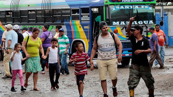 Costa Rica, válvula de escape para los nicaragüenses