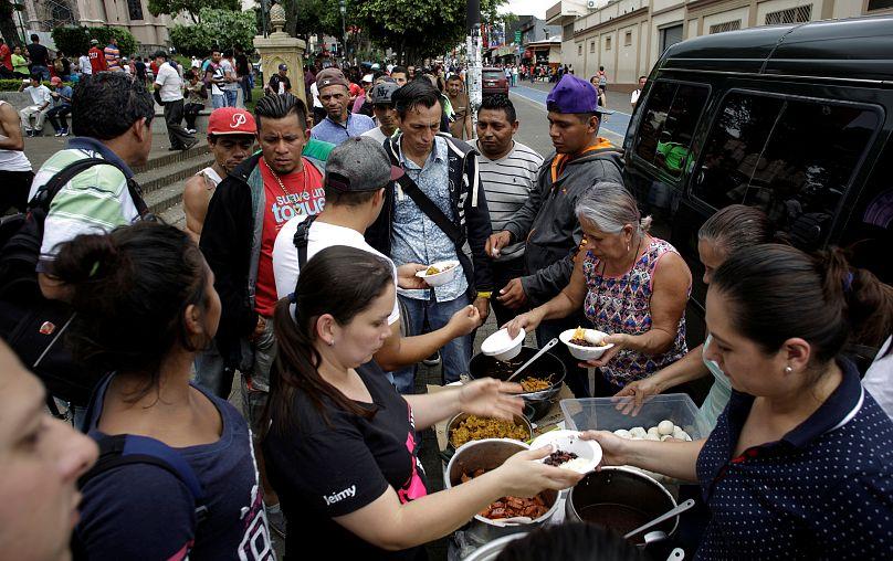 ACNUR pide solidaridad internacional en la acogida de nicaragüenses