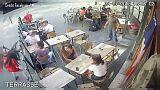 ویدئو؛ آزار خیابانی دختر فرانسوی در پاریس