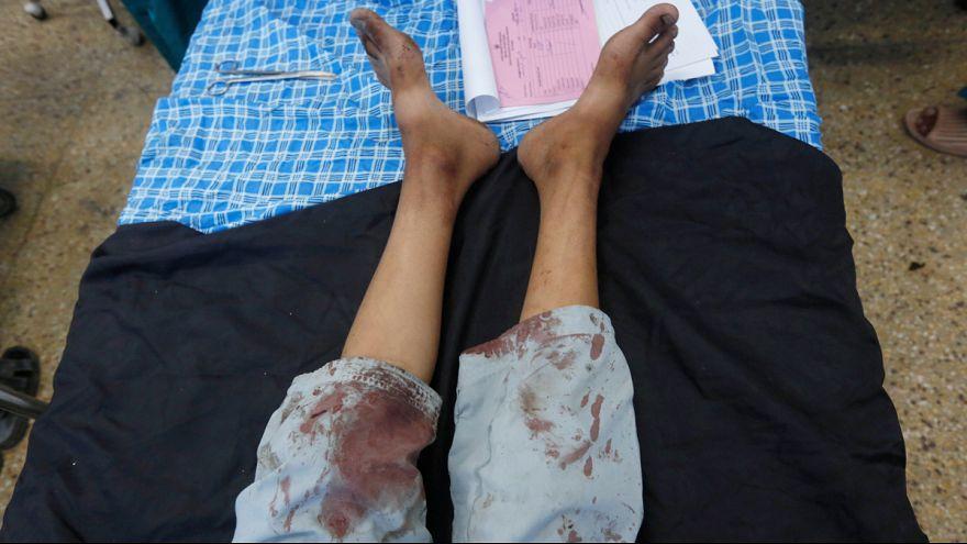 افغانستان؛ دهها مسافر اتوبوسی در انفجار بمب کنار جادهای کشته و زخمی شدند