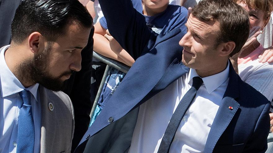 Affaire Benalla : deux motions de censure contre le gouvernement
