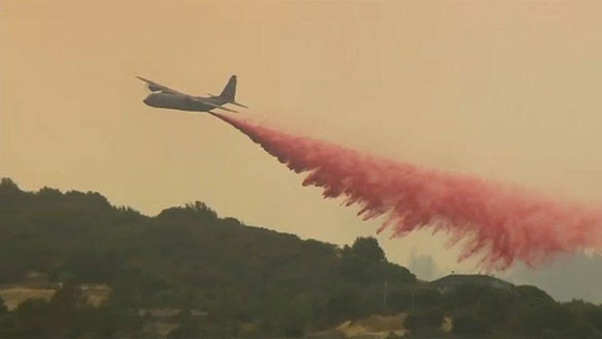 Már 8-an meghaltak a kaliforniai erdőtűzben