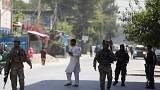 Hostages taken as gunmen storm government building in eastern Afghanistan