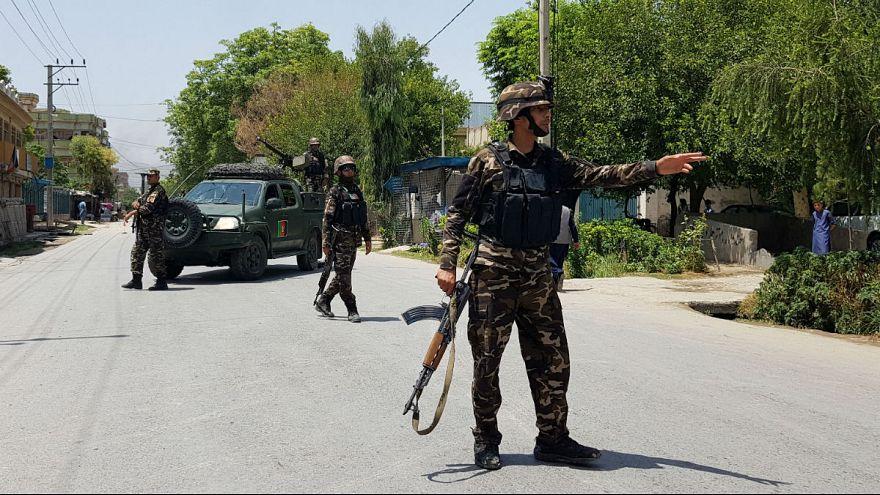 پایان حمله جلال آباد افغانستان؛ مهاجمان کشته شدند