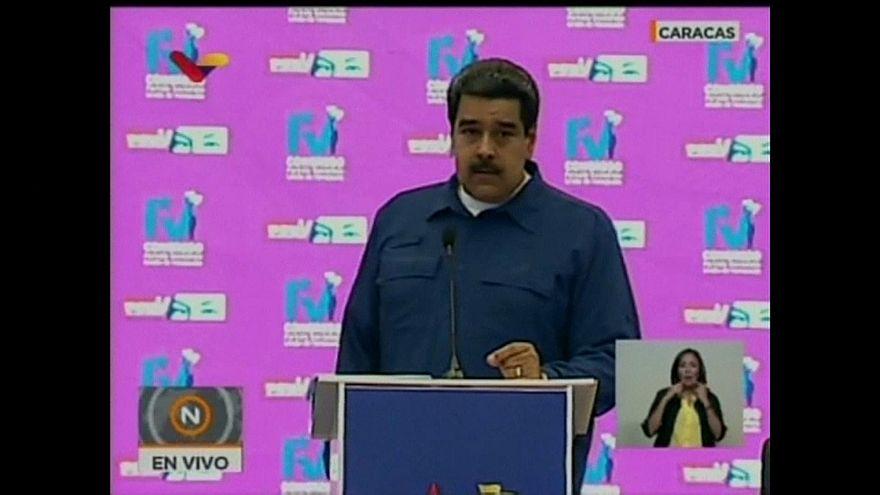 Nicolas Maduro hat das Gejammer satt