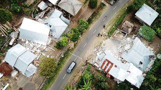 Erdbeben auf Lombok