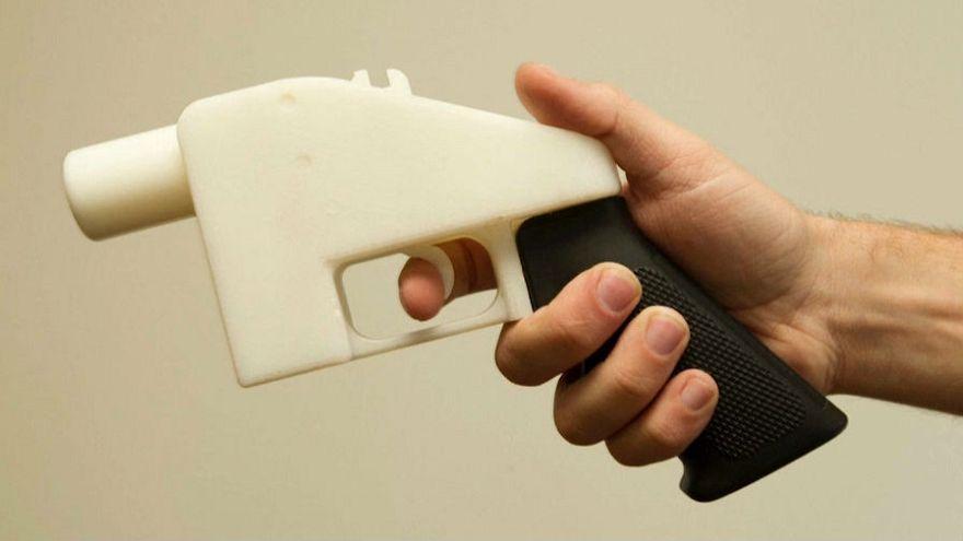 3-D guns