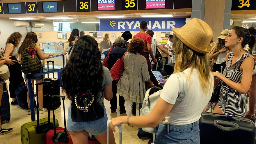 Ryanair vai reunir-se com sindicato alemão