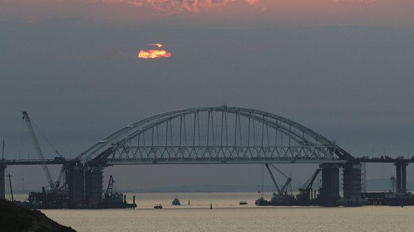 Νέες ευρωπαϊκές κυρώσεις για τη γέφυρα που συνδέει Ρωσία - Κριμαία