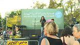 """Protest: """"Die längste Arabischstunde der Welt"""""""