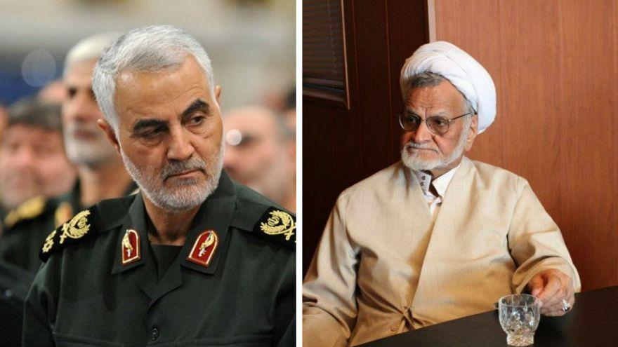 حجتی کرمانی خطاب به قاسم سلیمانی: در فضای دیپلماسی هستیم سردار نه در فضای نظامی