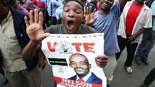 Zimbabwe: az ellenzék türelmetlen, kihirdette győzelmét