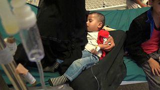 وباء الكوليرا يخرج عن السيطرة في اليمن